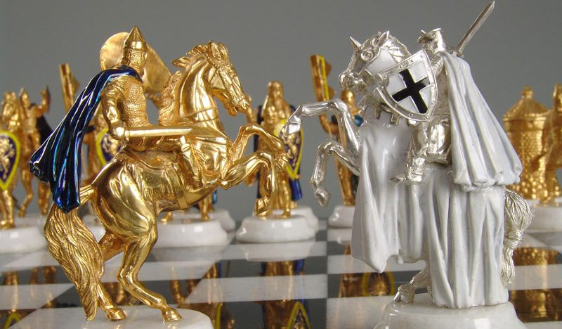 Goldschmiede-Lotos-Figuren-Home
