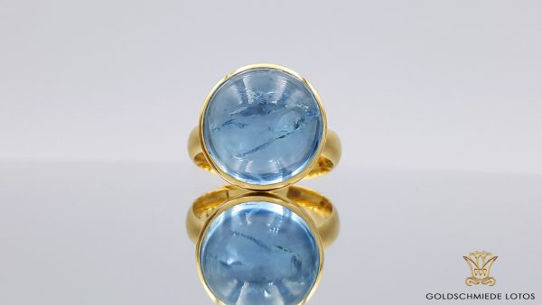 Goldschmiede Lotos Berlin_Ohrschmuck Ring (10)